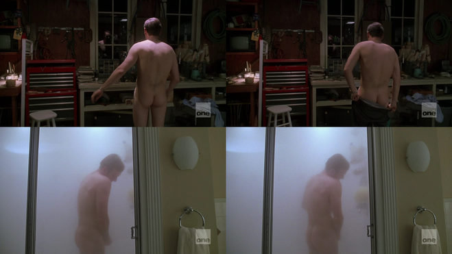American beauty movie naked