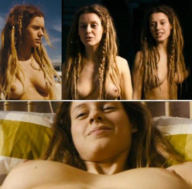 Actriz Selena Gomez Desnuda mostrando las Tetas