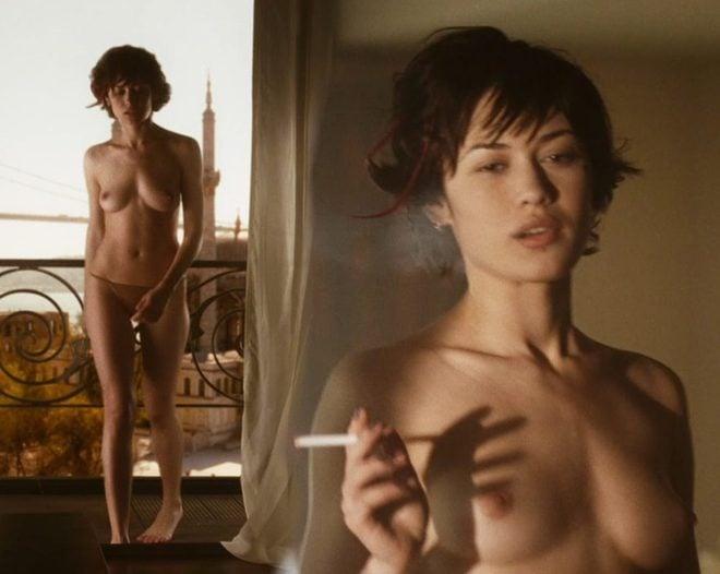 Sexy Olga: Bond-Girl schickte Nackt-Double weg