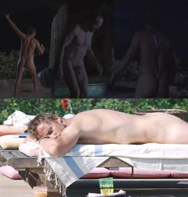 Tomando El Sol Desnudas - Porno TeatroPornocom