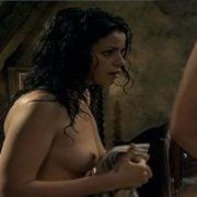 Vera Farmiga Totalmente Desnuda Enseña Las Tetas En Never Forever