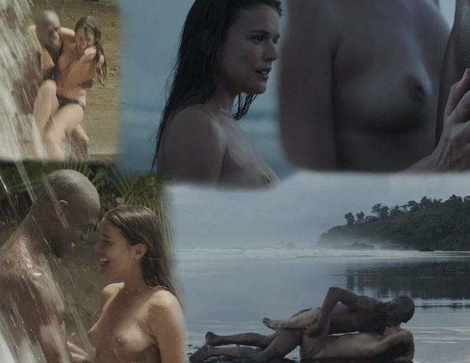 Adriana Ugarte totally naked in 'Palm Trees in the Snow' shows ...