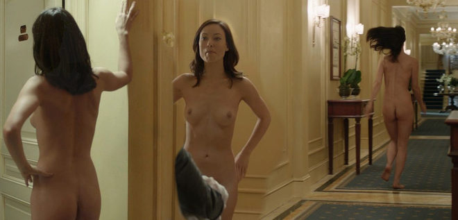 Olivia wilde nude third person