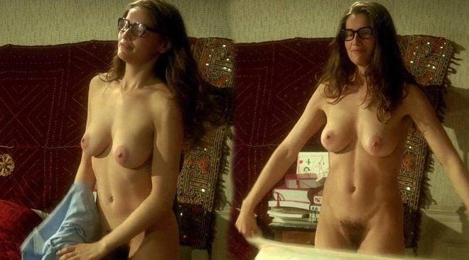 Evans esposo desnudo pic sara