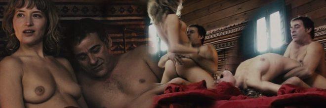 Marta Larralde Completamente Desnuda Enseña Las Tetas Y El Culo En