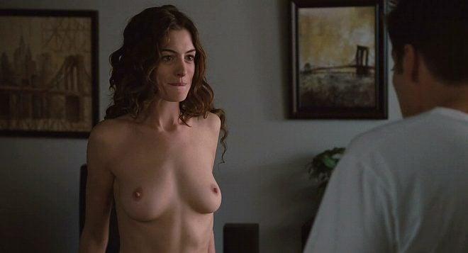 Anne Hathaway desnuda Imágenes, vídeos y