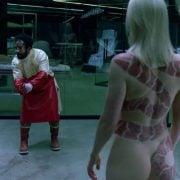 Ingrid Bolso Berdal desnuda integral en 'Westworld'