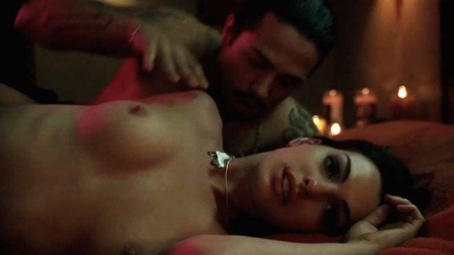 Anne Hathaway Nude Scene Havoc
