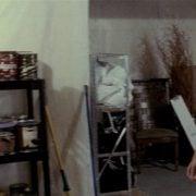 Desnudo integral de Jonathan Groff en una escena de 'Twelve thirty'