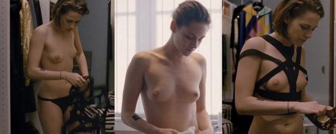 Kristin Stewart Falsas desnudas