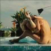 Ashton Kutcher y Anne Heche desnudos en una escena de sexo de 'Spread'