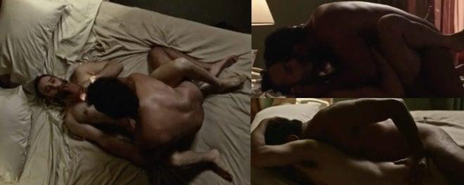 Omid Abtahi y Mousa Kraish protagonizan escena sexual en 'American Gods'