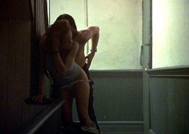Diane Lane y Olivier Martínez en una escena de sexo del drama 'Infiel'