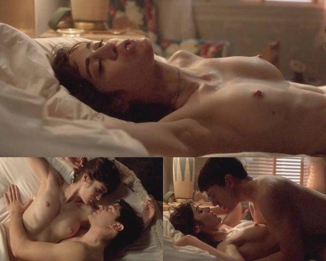 Kathryn erbe escenas de desnudos