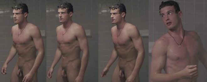 Alex Purdy desnudo en 'Sex & Violence'