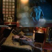 Joel Kinnaman y Kristin Lehman tienen sexo en 'Altered Carbon'