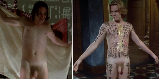 Celeb nude in movies