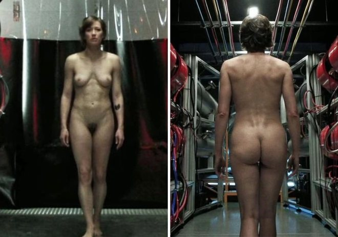 Carrie Coon Totalmente Desnuda En The Leftovers En Ecartelera