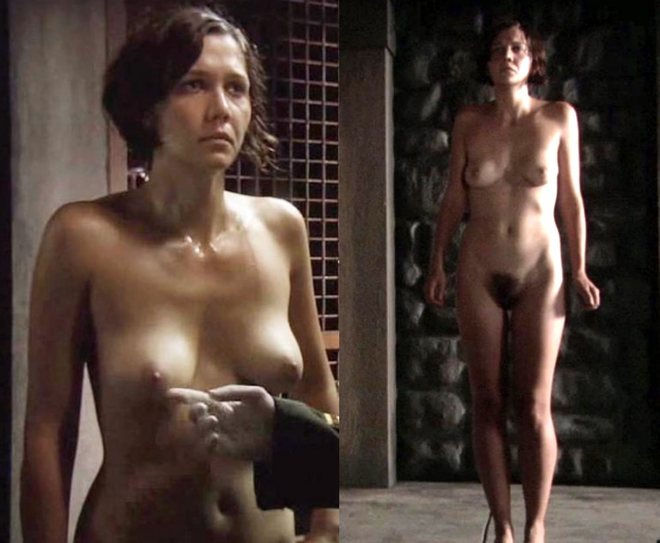 Birthday Suit Maggie Gyllenhaal Sexiest Nude Scenes