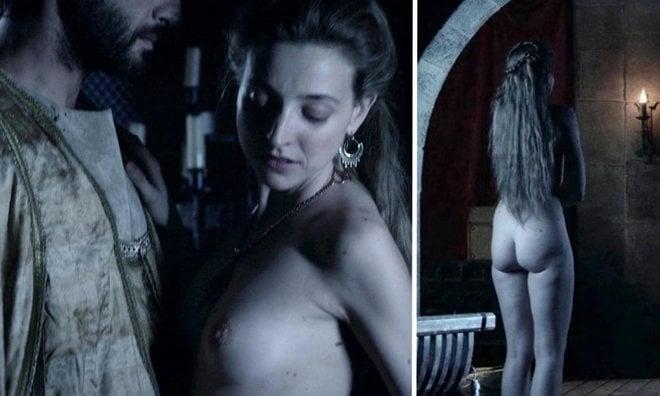 Anna Moliner Se Desnuda En La Catedral Del Mar En Ecartelera