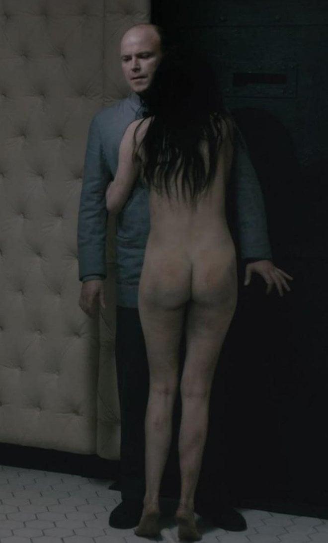 Eva Green enseña su trasero en 'Penny Dreadful'