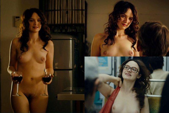 Sara Forestier, completamente desnuda, en 'Los nombres del amor'