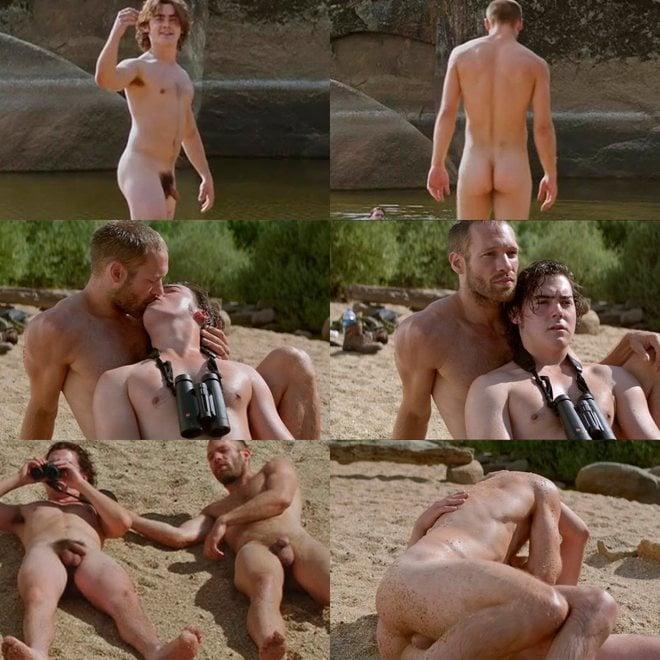 Paul Hamy y Xelo Cagiao, completamente desnudos, tienen sexo gay en 'El ornitólogo'