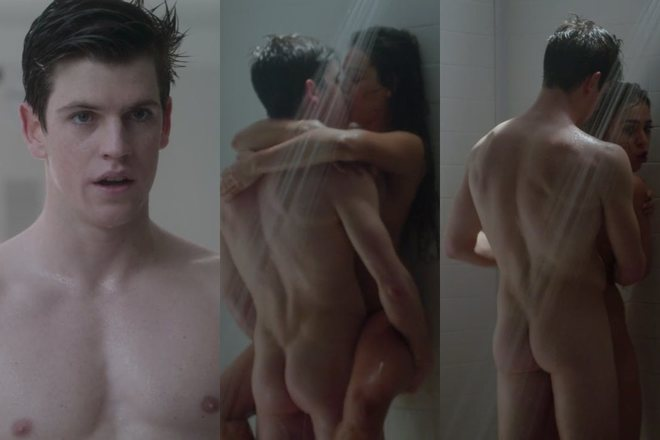 Miguel Bernardeau, desnudo, enseña el culo y tiene sexo en 'Élite'