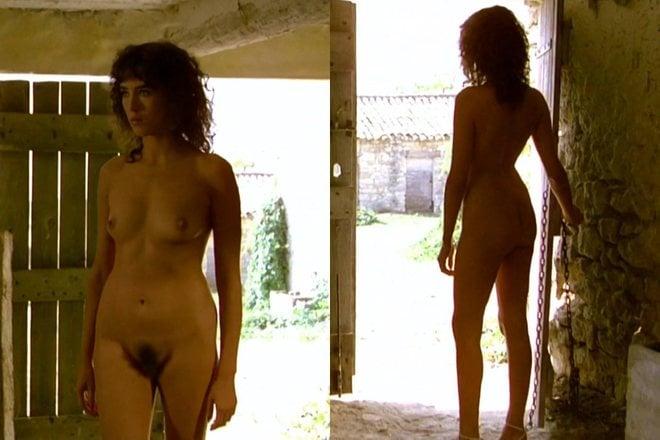 Isabelle Adjani, completamente desnuda, en 'Verano asesino'
