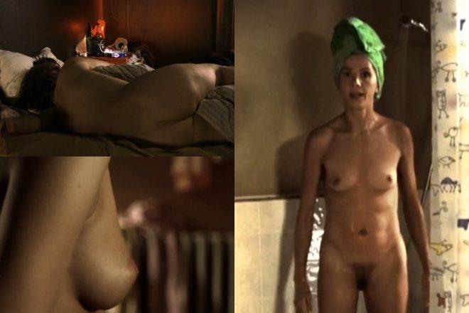 Victoria Abril, completamente desnuda, en '101 Reikiavik'