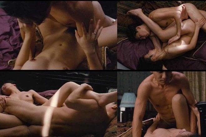 Tang Wei y Tony Leung Chiu-Wai, escena de sexo en 'Lust, Caution'