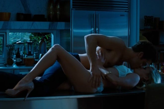 Reese Whiterspoon and Chris Pine, sex scene in 'This is War'