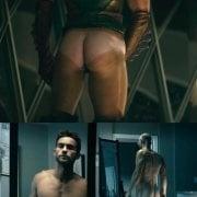 Chace Crawford con el trasero al desnudo en la serie de superhéroes 'The Boys'