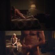 Eric Dane desnudo enseña el pene y el culo en 'Euphoria'