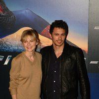 Kirsten Dunst y James Franco