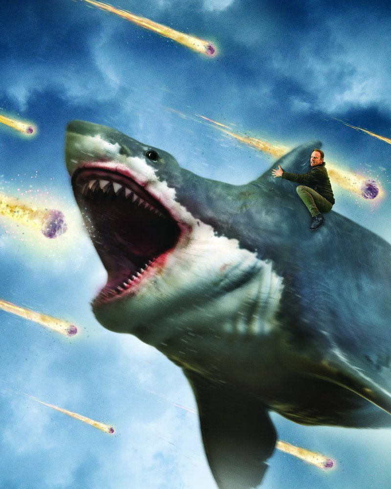 The Last Sharknado: It's About Time, fotograma 4 de 8