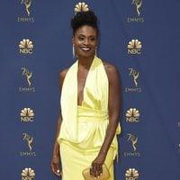 Adina Porter en la alfombra roja de los Emmy 2018