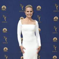 Kristen Bell en la alfombra roja de los Emmy 2018