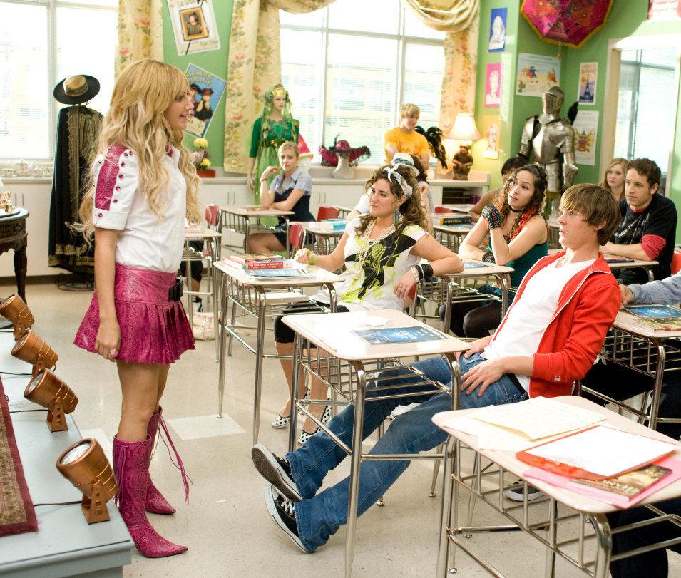 High School Musical 3, fotograma 3 de 21