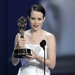 Claire Foy, Emmy a Mejor actriz protagonista de serie drama por 'The Crown'