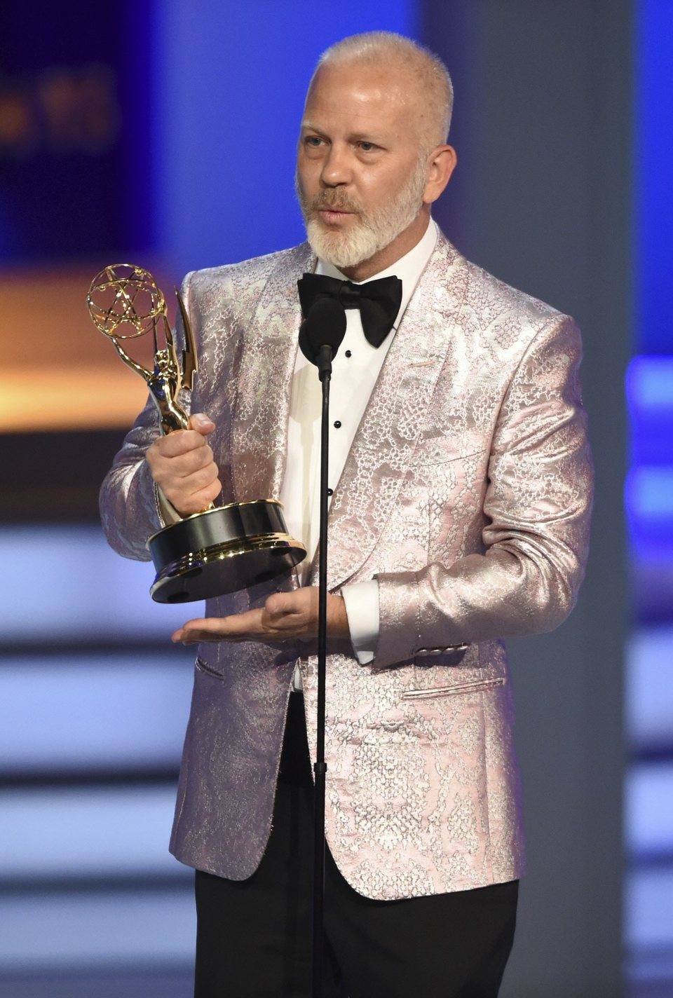 Ryan Murphy, Emmy a Mejor miniserie por 'American Crime Story: Versace'