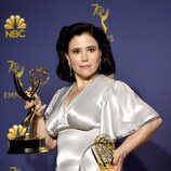 Alex Borstein, Emmy a Mejor actriz de reparto de comedia por 'The Marvelous Mrs. Maisel'