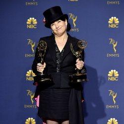 Amy Sherman-Palladino, Emmy a Mejor guión y dirección de una serie de comedia por 'The Marvelous Mrs. Maisel'