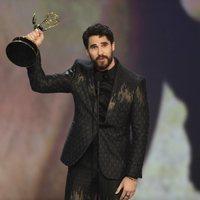 Darren Criss, Emmy a Mejor actor protagonista de una miniserie por 'American Crime Story: Versace'