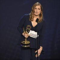 Merritt Wever, Emmy a Mejor actriz de reparto de una miniserie por 'Godless'