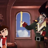 Las aventuras del pequeño Colón