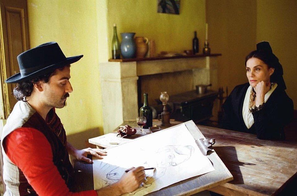 Van Gogh, a las puertas de la eternidad, fotograma 2 de 27