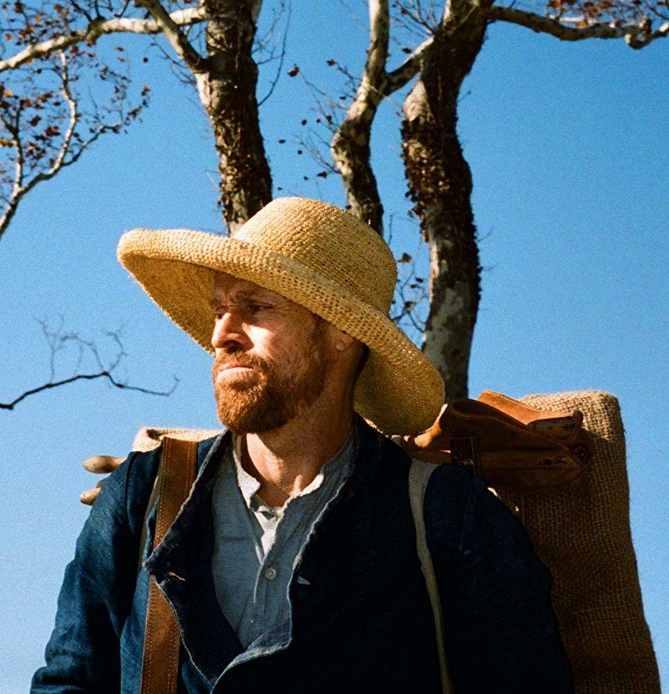 Van Gogh, a las puertas de la eternidad, fotograma 1 de 27