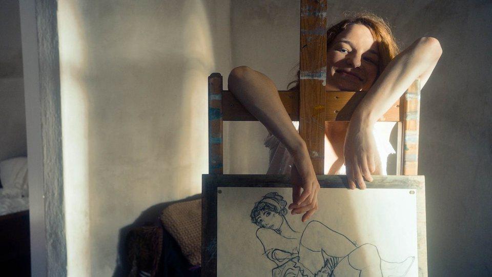 Egon Schiele, fotograma 4 de 7