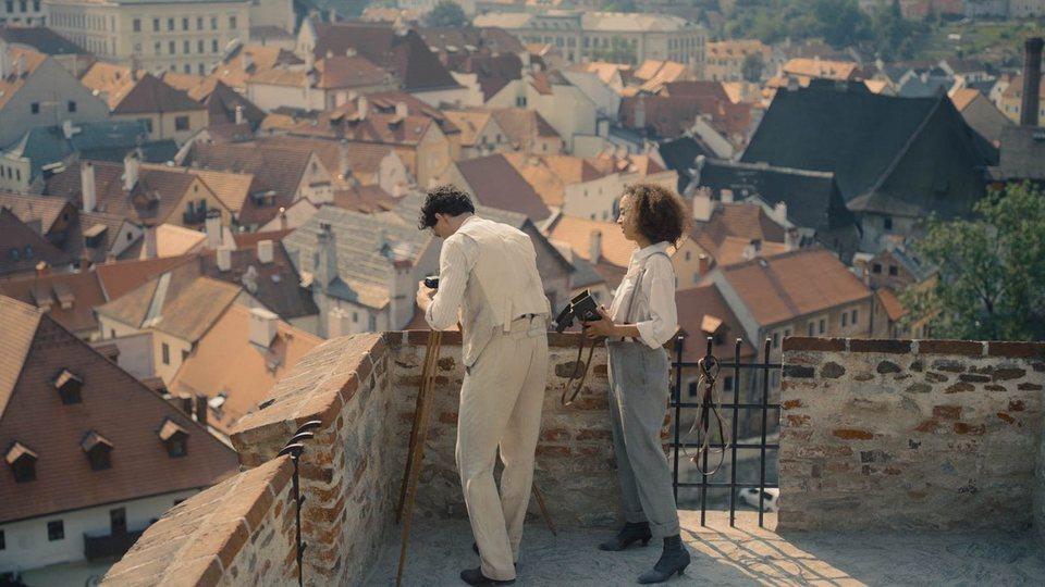 Egon Schiele, fotograma 3 de 7